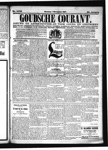 Goudsche Courant 1921-11-01