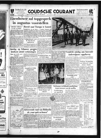 Goudsche Courant 1958-07-30