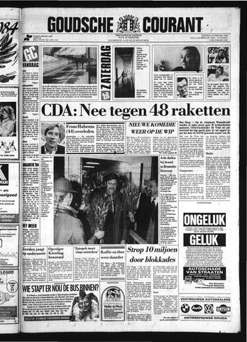 Goudsche Courant 1984-02-25