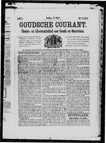 Goudsche Courant 1871-03-19