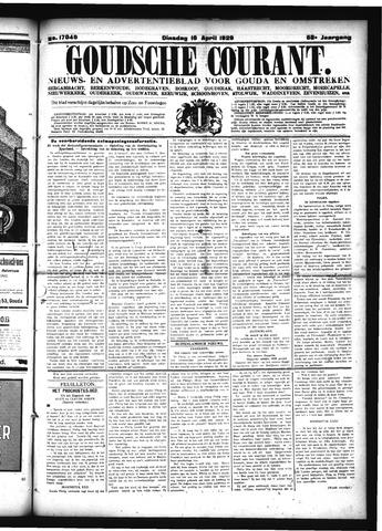 Goudsche Courant 1929-04-16