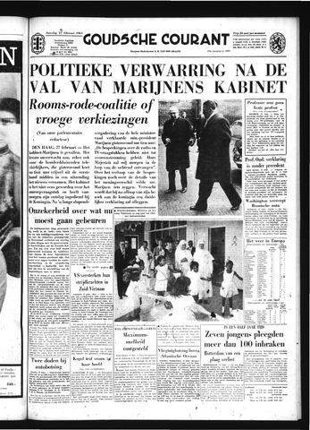 Goudsche Courant 1965-02-27