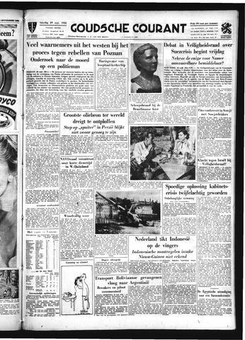 Goudsche Courant 1956-09-29