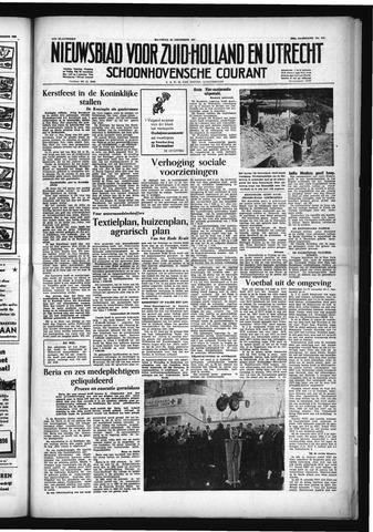 Schoonhovensche Courant 1953-12-28