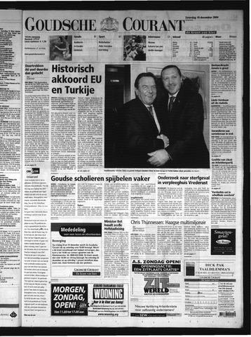 Goudsche Courant 2004-12-18