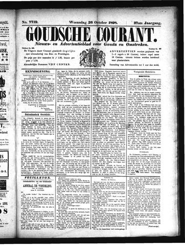 Goudsche Courant 1898-10-26