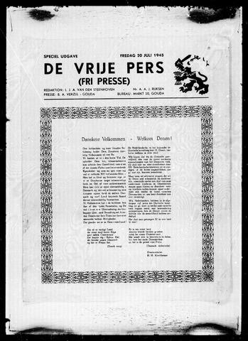 De Vrije Pers 1945-07-20