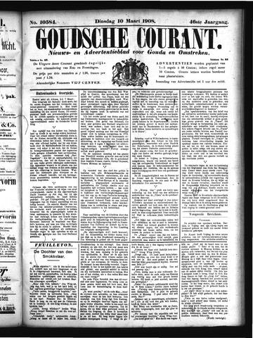 Goudsche Courant 1908-03-10
