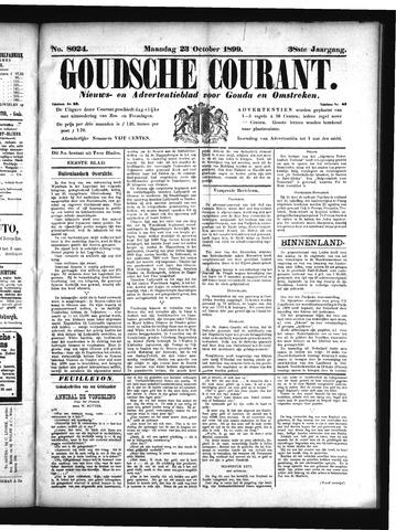 Goudsche Courant 1899-10-23