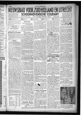 Schoonhovensche Courant 1931-11-16