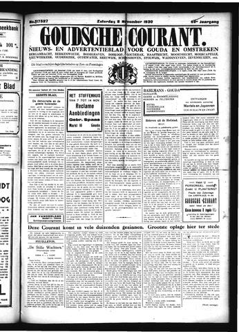 Goudsche Courant 1930-11-08