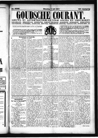 Goudsche Courant 1927-07-05
