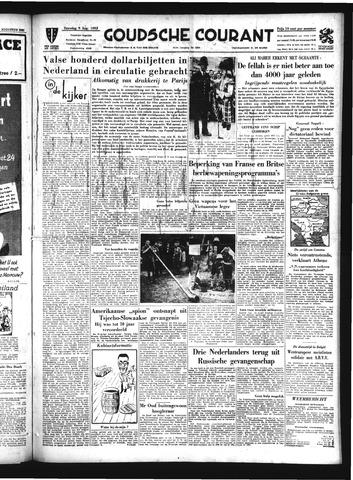 Goudsche Courant 1952-08-09