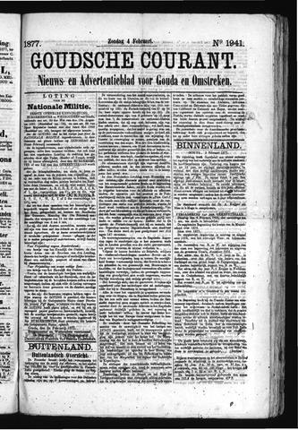 Goudsche Courant 1877-02-04