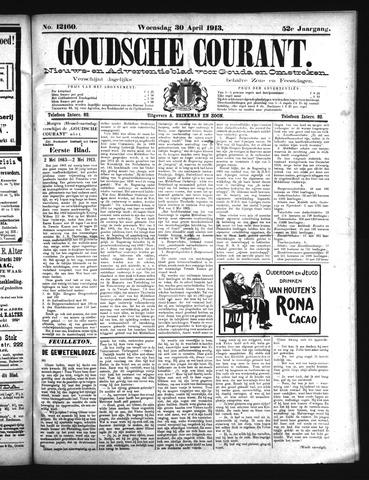 Goudsche Courant 1913-04-30