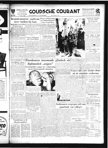 Goudsche Courant 1956-04-07