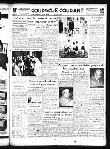Goudsche Courant 1956-04-20