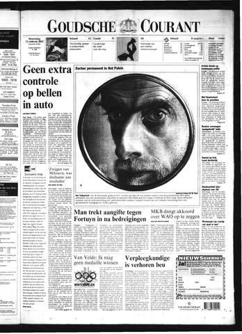 Goudsche Courant 2002-02-13