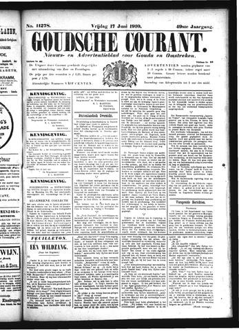Goudsche Courant 1910-06-17