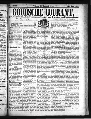 Goudsche Courant 1914-01-30