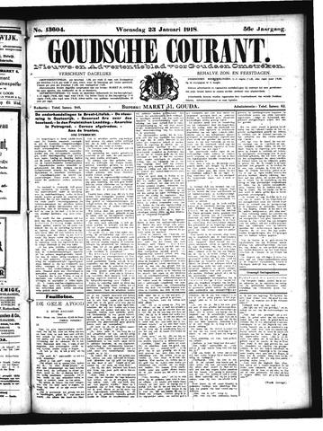 Goudsche Courant 1918-01-23