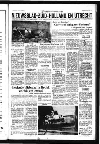 Schoonhovensche Courant 1968-01-15