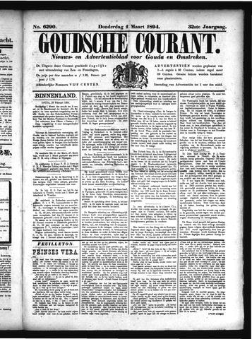 Goudsche Courant 1894-03-01