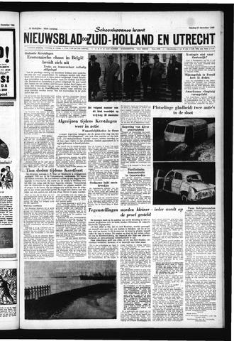 Schoonhovensche Courant 1960-12-27