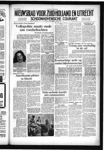 Schoonhovensche Courant 1953-08-03