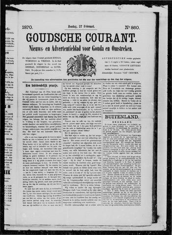 Goudsche Courant 1870-02-27