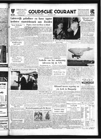 Goudsche Courant 1957-05-24