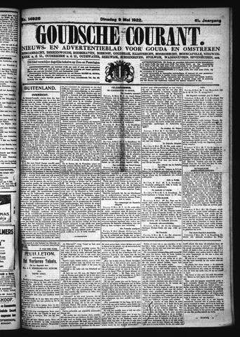 Goudsche Courant 1922-05-09