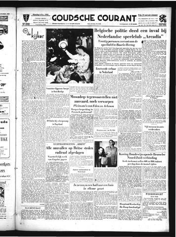 Goudsche Courant 1952-10-06