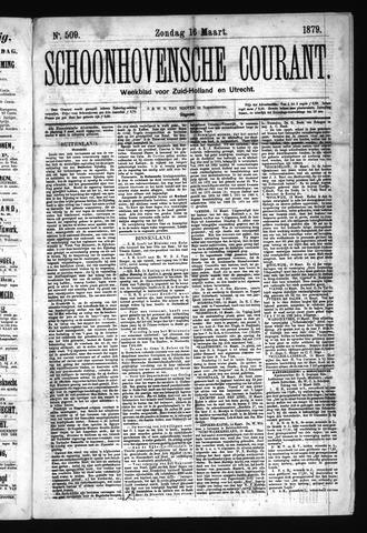Schoonhovensche Courant 1879-03-16