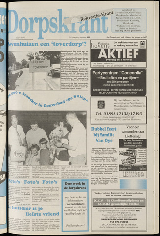 Dorpskrant 1991-07-17