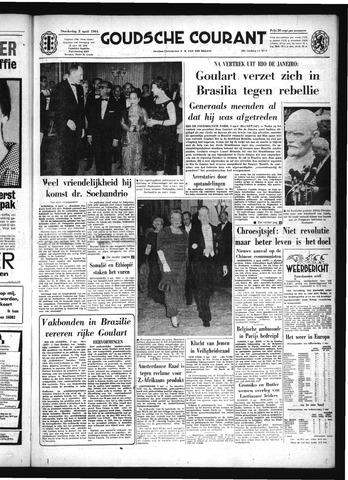 Goudsche Courant 1964-04-02