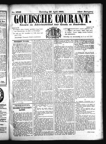 Goudsche Courant 1905-04-22