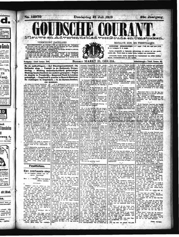 Goudsche Courant 1919-07-31