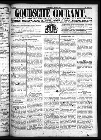 Goudsche Courant 1937-10-11