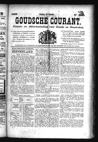 Goudsche Courant 1887-10-23