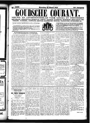 Goudsche Courant 1925-03-30