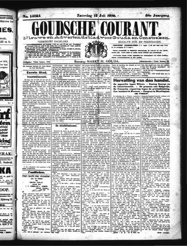 Goudsche Courant 1919-07-12