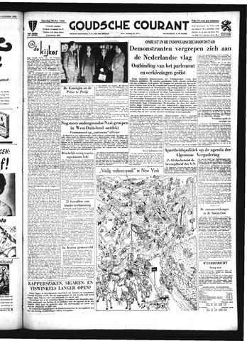 Goudsche Courant 1952-10-18