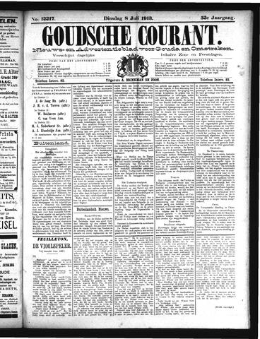 Goudsche Courant 1913-07-08