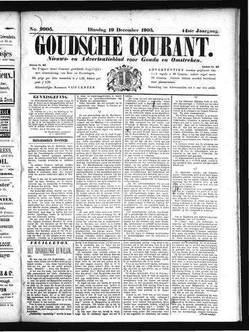 Goudsche Courant 1905-12-19