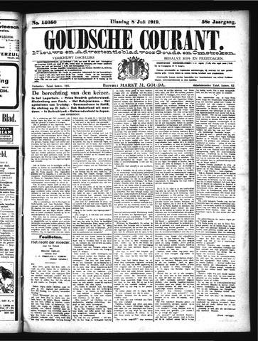 Goudsche Courant 1919-07-08