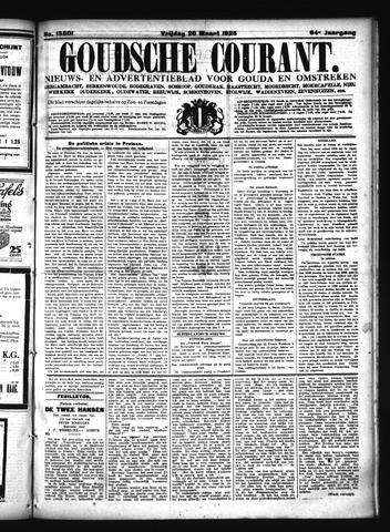 Goudsche Courant 1925-03-20
