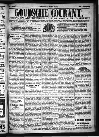 Goudsche Courant 1922-04-22