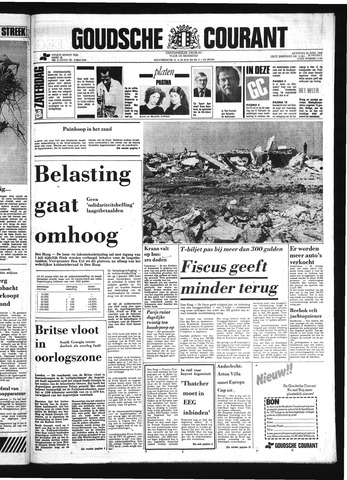 Goudsche Courant 1982-04-24