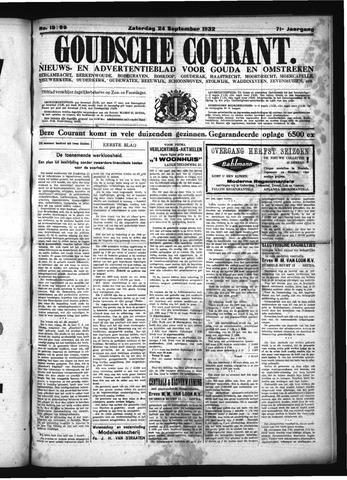 Goudsche Courant 1932-09-24